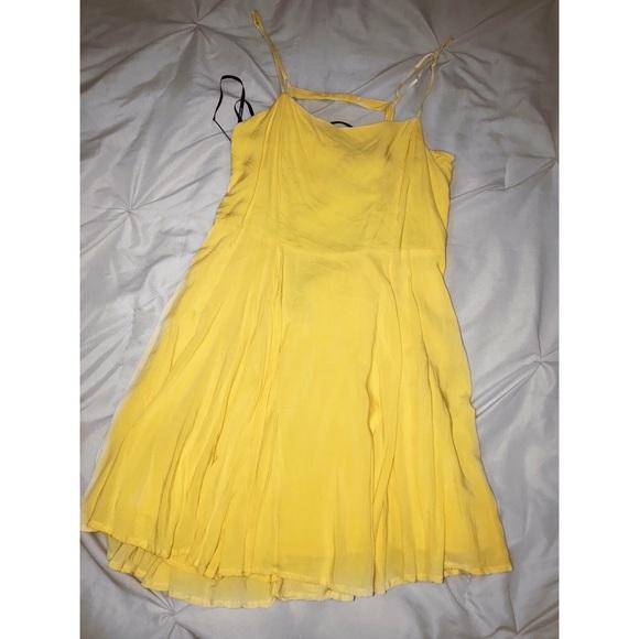 c1f63ee50f Forever 21 Dresses   Skirts - yellow sundress forever 21